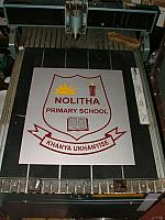 Aluminium-School-Sign